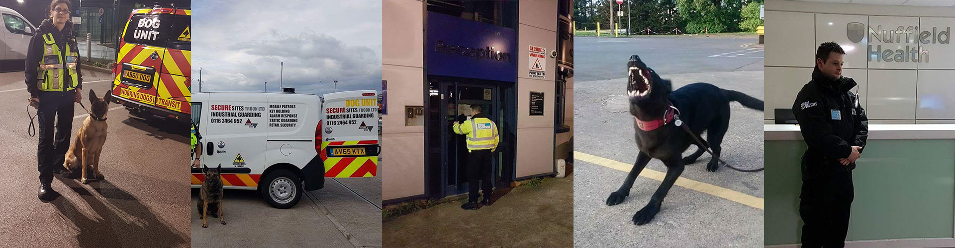 Secure Sites Leicester