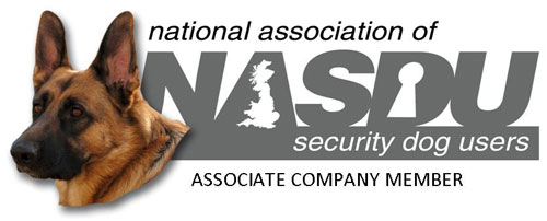 NASDU - National Association of Security Dog Users - Associate Company Member