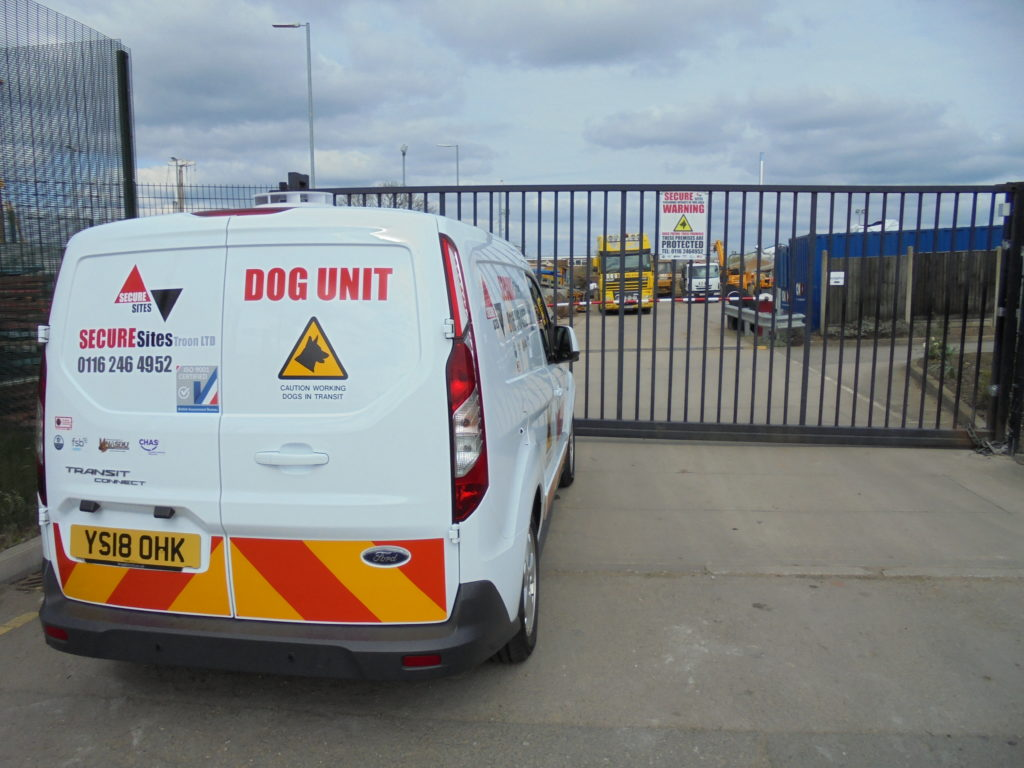 Quick Alarm Response Secure Sites Troon